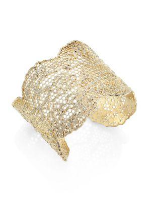Vintage Lace Cuff Bracelet