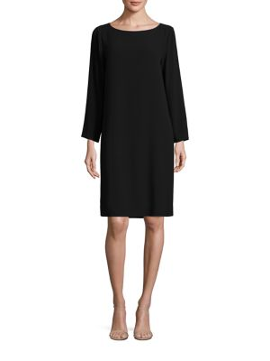Silk Boatneck Tunic