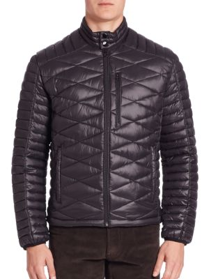 MODERN Quilted Puffer Jacket