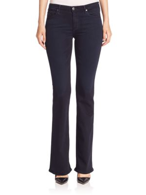 Angel Dark Wash Bootcut Jeans by AG