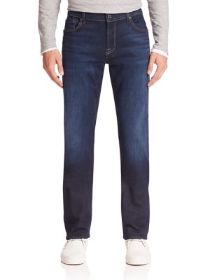 Standard Straight-Leg Jeans