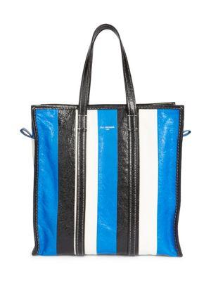Medium Bazar Stripe Shopper