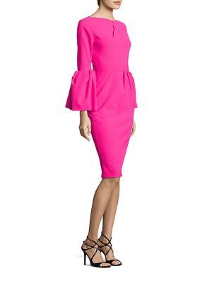 Margot Bell Sleeve Dress