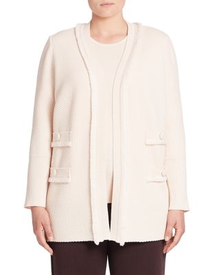 Open Front Wool Jacket plus size,  plus size fashion plus size appare