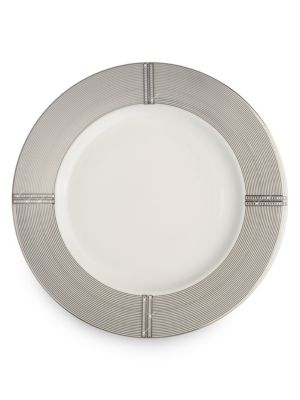 Regency Platinum Charger Plate