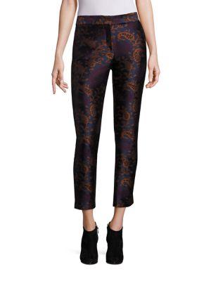 Pantaloni de damă YIGAL AZROUEL Paisley