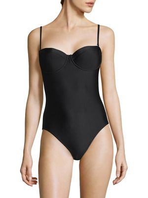 One-Piece Wild Tide Swimsuit