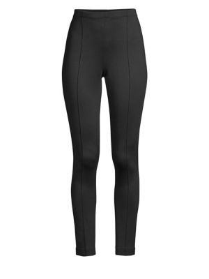 YIGAL AZROUEL | Scuba Leggings | Goxip