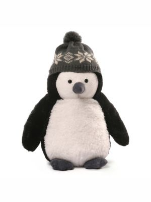 Penguin with Woolen Cap Soft Toy