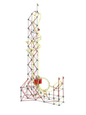 Sky Sprinter Rollercoaster Building Set