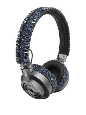 Carolyn Rowan x Master & Dynamic MH30 Swarovski Crystal Embellished Headphones