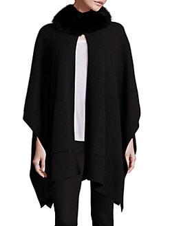 Women&39s Apparel - Coats - Wool &amp Cashmere - saks.com