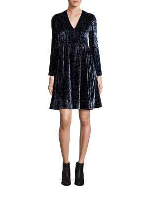 Buy Rebecca Taylor Liane Velvet Dress online with Australia wide shipping
