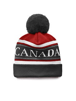 canada goose hat and gloves