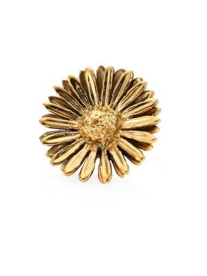 Athina Floral Single Stud Earring