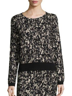 Emka Printed Sweater
