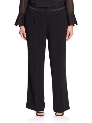 Rivington Wide-Leg Pants plus size,  plus size fashion plus size appare