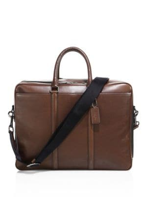 Metropolitan Leather Brief