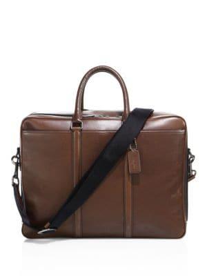 Metropolitan Leather Brief