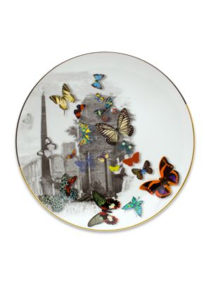 Set of Four Forum Dessert Plate