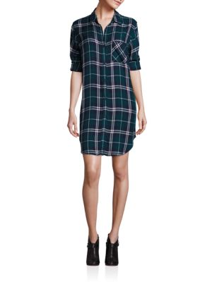 Bianca Long Sleeve Shirt Dress