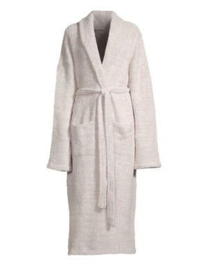 BAREFOOT DREAMS Cozychic Heathered Robe