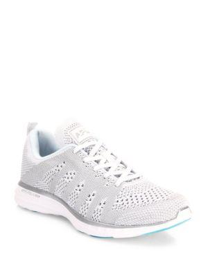 TechLoom Pro Metallic Mesh Sneakers