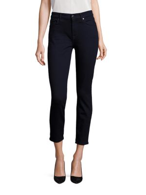 Riche Touch Skinny Ankle Jeans