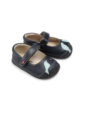 Baby's & Toddler's Leather Mary Jane Flats
