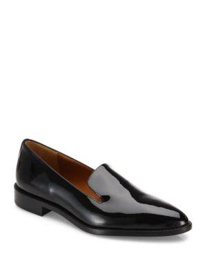 Gaetana Patent Leather Loafers