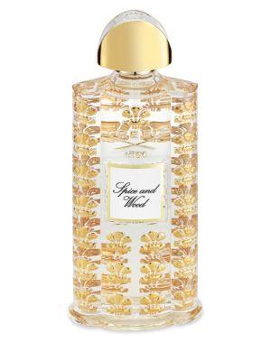 Spice & Wood Perfume