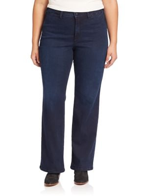 Isabella Trouser Jeans plus size,  plus size fashion plus size appare