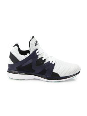 Ascend Honeycomb Mesh Hi-Top Sneakers