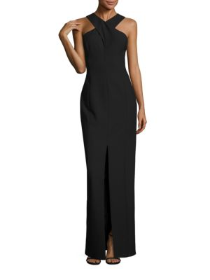 Mila Crossback Gown