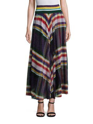 Fishnet Maxi Skirt