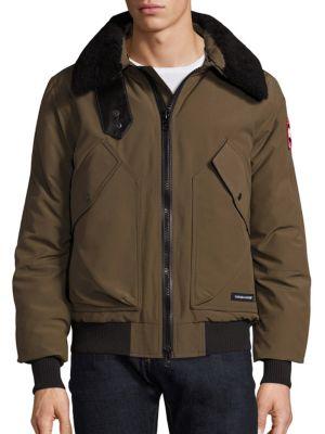 Bromely Bomber Jacket