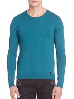 Versace Collection , Virgin Wool Blend Sweater