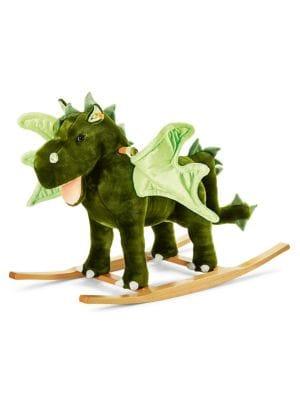 Rocky Riding Dragon