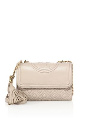 Fleming Small Quilted Leather Shoulder Bag