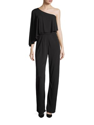 Applause One-Shoulder Jumpsuit
