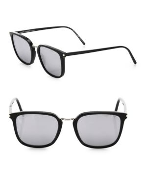 Combi 138MM Mirrored Sunglasses