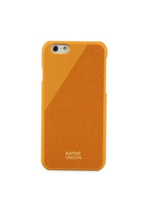 NATIVE UNION Textured Leather iPhone 6/6S Case