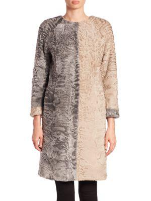 Palton de damă THE FUR SALON Persian