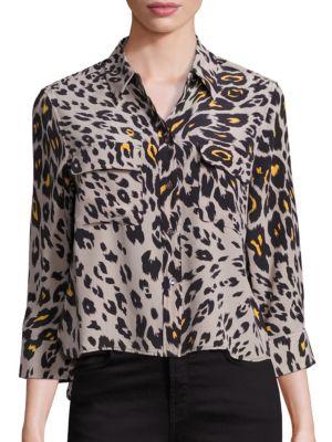 Bluză de damă EQUIPMENT Cheetah