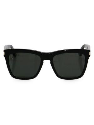 SL 137 Devon 55MM Square Sunglasses