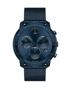 Ionic Plated Steel Chronograph Watch