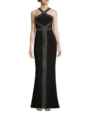Rochie de seară PARKER BLACK Mila
