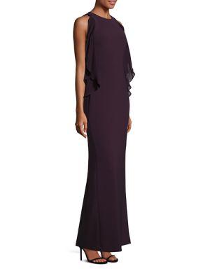 Annalise Ruffle Gown