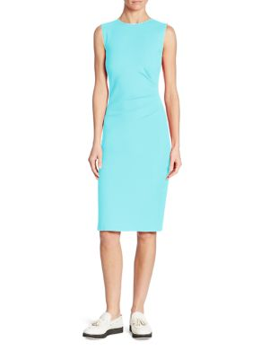 Solid Jersey Dress by Akris punto