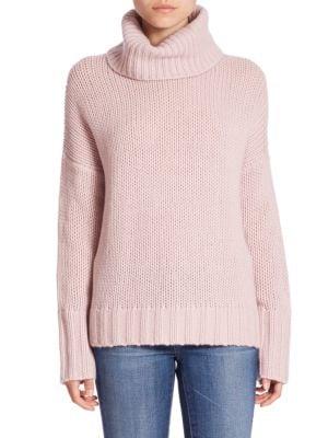 Rhea Turtleneck Cashmere Sweater